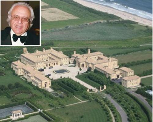 Điểm danh 10 tỷ phú sở hữu những ngôi nhà đắt nhất thế giới - anh 4