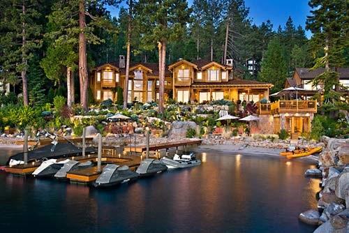 Điểm danh 10 tỷ phú sở hữu những ngôi nhà đắt nhất thế giới - anh 6