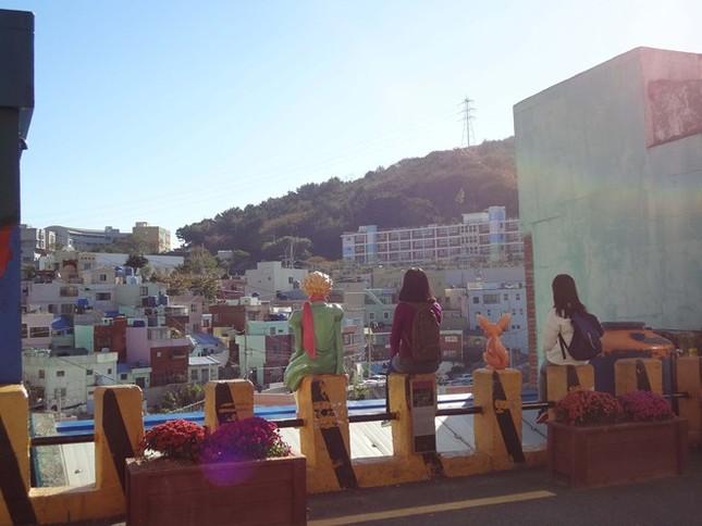 Ngỡ ngàng ngắm ngôi làng đậm chất nghệ thuật ở Hàn Quốc - anh 10