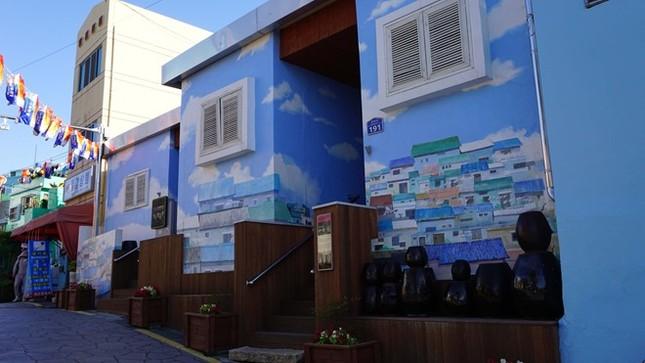 Ngỡ ngàng ngắm ngôi làng đậm chất nghệ thuật ở Hàn Quốc - anh 6