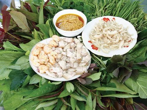Những món ăn ngon khó cưỡng của mảnh đất Đắk Lắk - anh 3