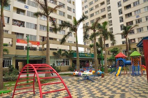 Nhà ở xã hội cho thuê đầu tiên tại Hà Nội có mức giá từ 1,35 triệu đồng/ tháng - anh 1