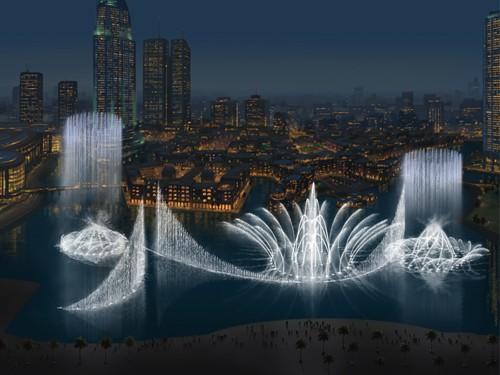 Khám phá 15 đài phun nước kì vỹ nhất thế giới - anh 5