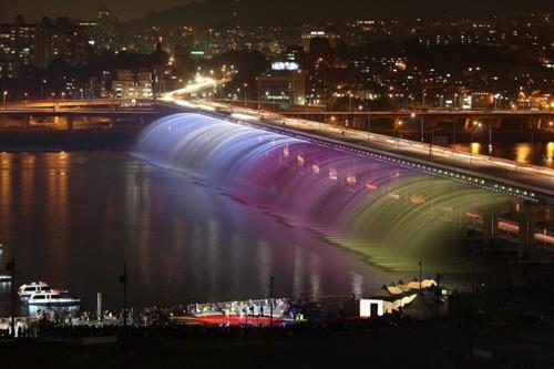 Khám phá 15 đài phun nước kì vỹ nhất thế giới - anh 1