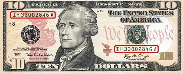 Hé lộ quy trình sản xuất tờ Đôla Mỹ - anh 11