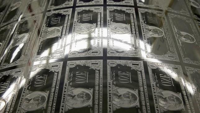 Hé lộ quy trình sản xuất tờ Đôla Mỹ - anh 4