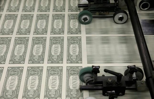 Hé lộ quy trình sản xuất tờ Đôla Mỹ - anh 6