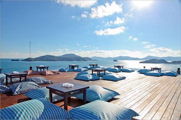 Ghé thăm nhà hàng có view đẹp mê hồn ở Phuket - anh 2