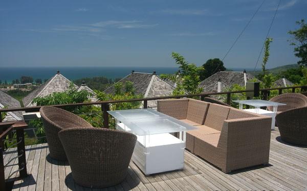 Ghé thăm nhà hàng có view đẹp mê hồn ở Phuket - anh 3