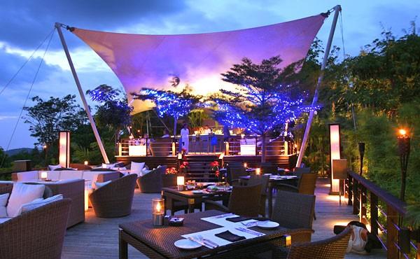 Ghé thăm nhà hàng có view đẹp mê hồn ở Phuket - anh 5