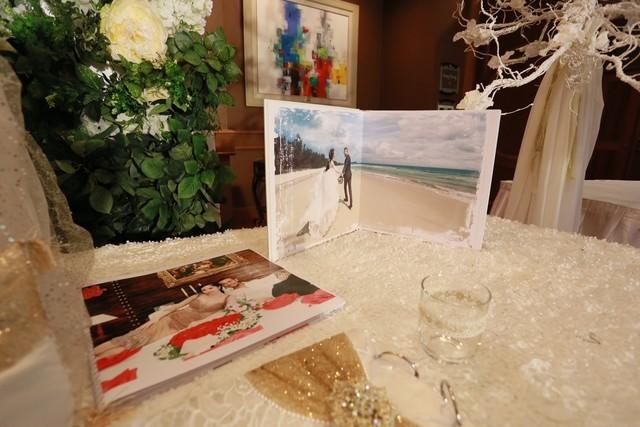 Cận cảnh tiệc cưới sang trọng của cặp đôi Quỳnh Nga - Doãn Tuấn - anh 3