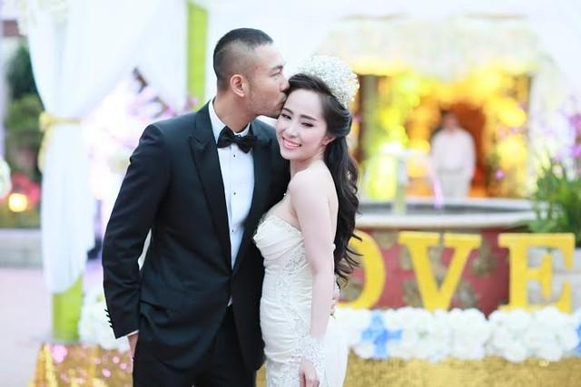 Cận cảnh tiệc cưới sang trọng của cặp đôi Quỳnh Nga - Doãn Tuấn - anh 8