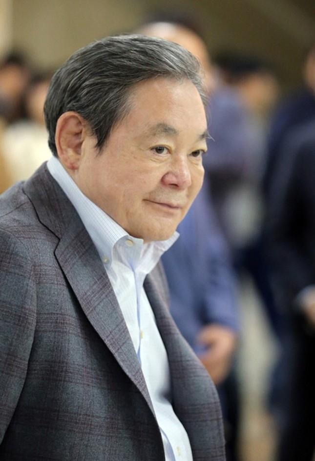 Ông chủ đế chế Samsung đã dựng cơ đồ tỷ đô như thế nào? - anh 4