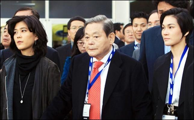 Ông chủ đế chế Samsung đã dựng cơ đồ tỷ đô như thế nào? - anh 7