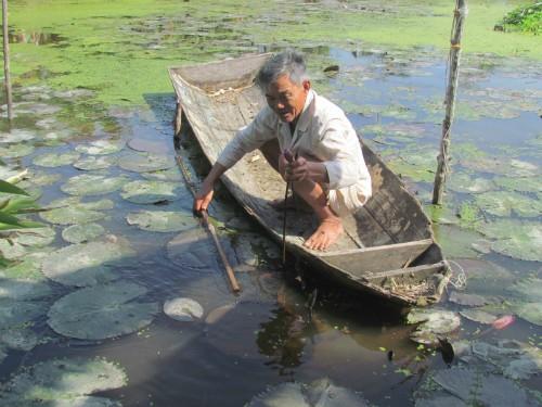 Chuyện lập nghiệp của lão nông miền Tây kiếm tiền tỷ nhờ nuôi cá nước ngọt ở cửa biển - anh 1