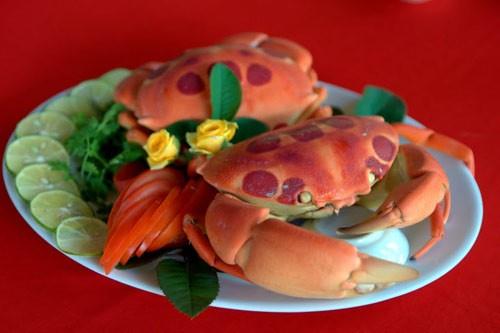 Đặc sản Côn Đào: Mang nặng hương vị biển cả - anh 4