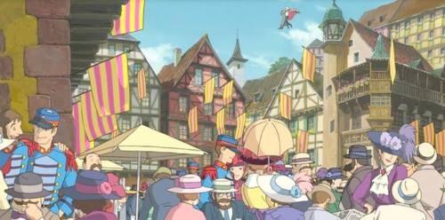 Ngắm nghía ngôi làng không bị oanh tạc vì quá đẹp ở Pháp - anh 2