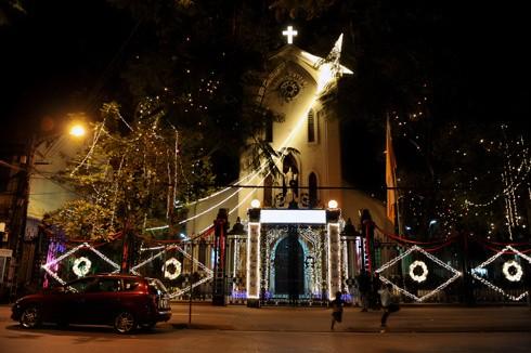 Địa điểm đi chơi Noel 2014 lý tưởng ở Hà Nội - anh 2