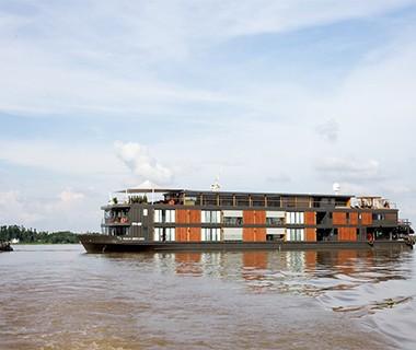 Khu vực sông Mekong lọt top 50 điểm đến hấp dẫn nhất 2015 - anh 1