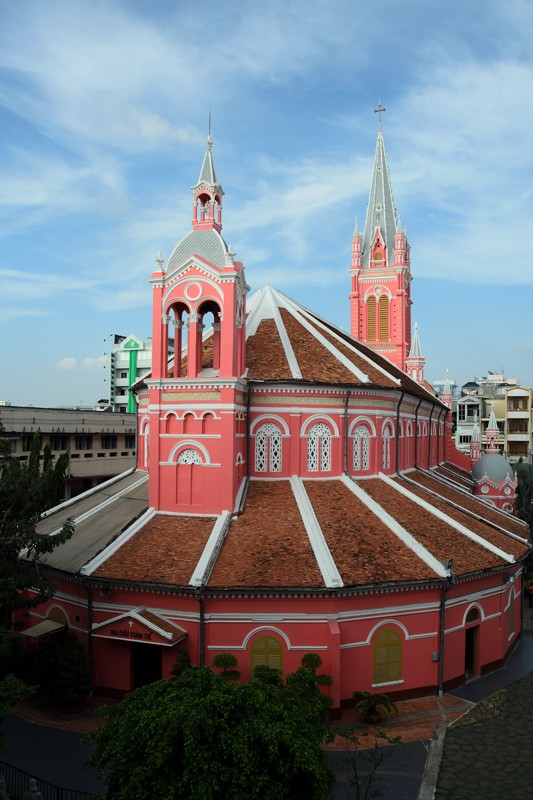 Những địa điểm đi chơi Noel lý tưởng ở Sài Gòn - anh 8
