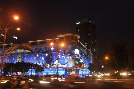 Những địa điểm đi chơi Noel lý tưởng ở Sài Gòn - anh 1