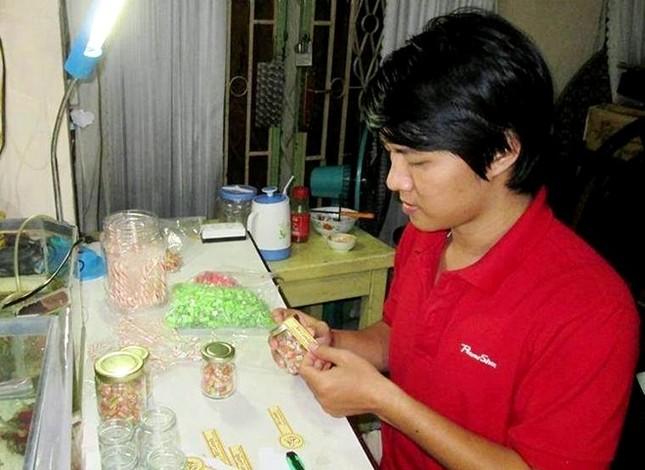 Con đường làm giàu từ kẹo Noel handmade của chàng trai Sài Gòn - anh 4