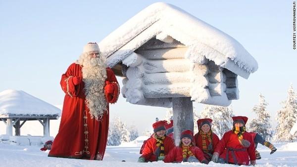 Những điều có thể bạn chưa biết về Ông già Noel - anh 1