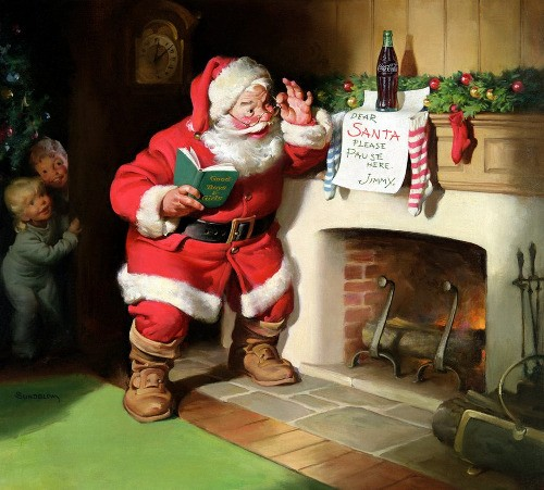 Những điều có thể bạn chưa biết về Ông già Noel - anh 4