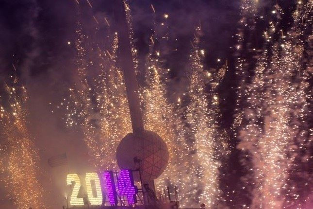 Những địa điểm lý tưởng nhất để đón năm mới 2015 - anh 1