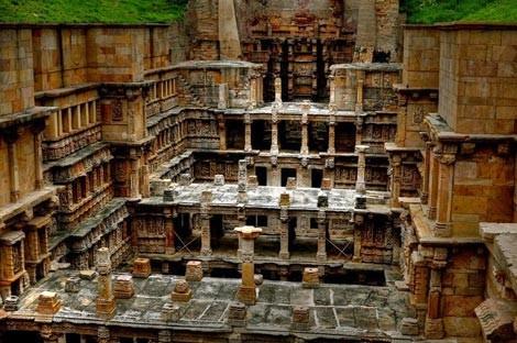 Độc đáo ngôi đền có cấu trúc ngược ở Ấn Độ - anh 4