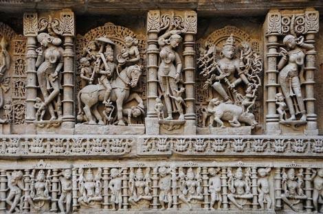 Độc đáo ngôi đền có cấu trúc ngược ở Ấn Độ - anh 6