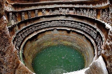 Độc đáo ngôi đền có cấu trúc ngược ở Ấn Độ - anh 7