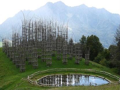 Ngất ngây với nhà thờ tuyệt đẹp bằng ...cây xanh ở Ý - anh 4