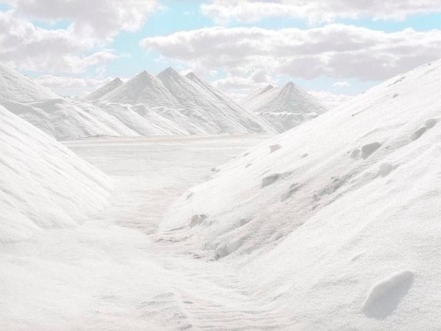 Lạc bước vào cánh đồng muối mênh mông ở Australia - anh 1