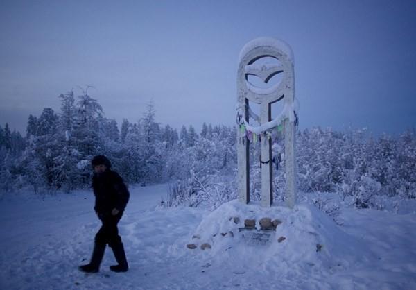 Khám phá cuộc sống phi thường ở ngôi làng lạnh nhất thế giới - anh 13
