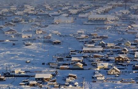 Khám phá cuộc sống phi thường ở ngôi làng lạnh nhất thế giới - anh 16