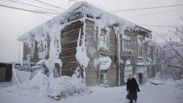 Khám phá cuộc sống phi thường ở ngôi làng lạnh nhất thế giới - anh 5