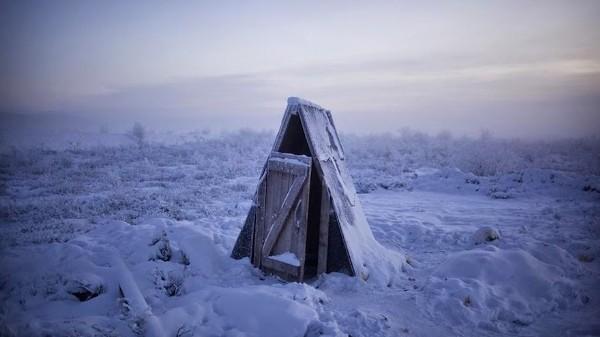 Khám phá cuộc sống phi thường ở ngôi làng lạnh nhất thế giới - anh 7