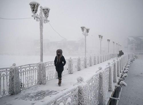 Khám phá cuộc sống phi thường ở ngôi làng lạnh nhất thế giới - anh 8
