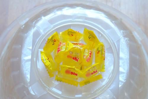 Cách làm hoa sen bằng kẹo bày bàn thờ ngày Tết cực đơn giản - anh 5