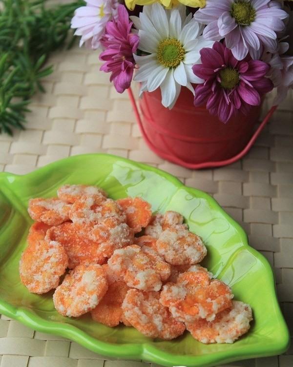 Cách làm mứt cà rốt ngọt thơm, bắt mắt - anh 7
