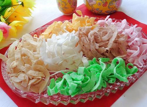 Cách làm mứt dừa nhiều màu thơm ngon đón Tết - anh 3