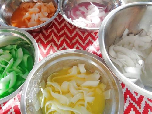 Cách làm mứt dừa nhiều màu thơm ngon đón Tết - anh 2