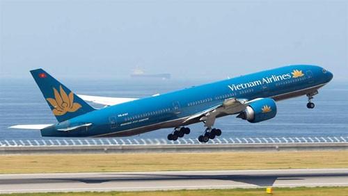 Vietnam Airlines giảm giá mạnh cho đường bay nội địa ngắn - anh 1