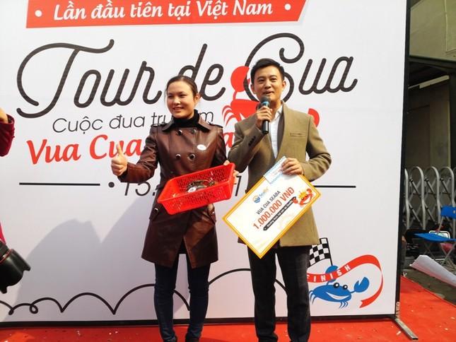 """Thích thú xem giải đua cua """"độc nhất vô nhị"""" tại Việt Nam - anh 6"""