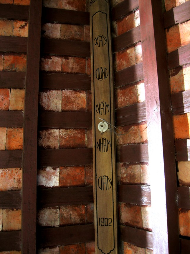 Chiêm ngưỡng cây cầu ngói được in trên tem bưu chính - anh 7
