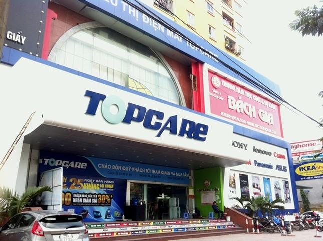 """Nguyên nhân thực sự của việc """"đại gia"""" Topcare đóng cửa hàng loạt siêu thị? - anh 1"""