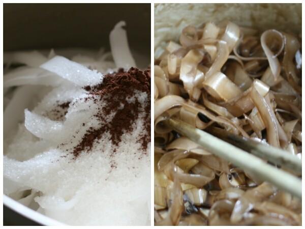 Cách làm mứt dừa cà phê thơm ngon, lạ miệng đãi khách dịp Tết - anh 2