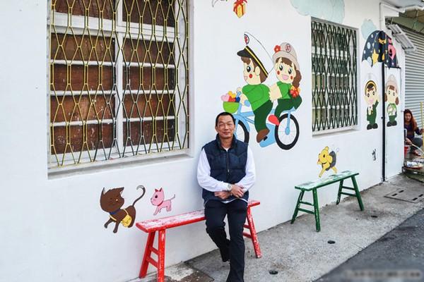 Khám phá ngôi làng hoạt hình siêu hút du khách ở Đài Loan - anh 11