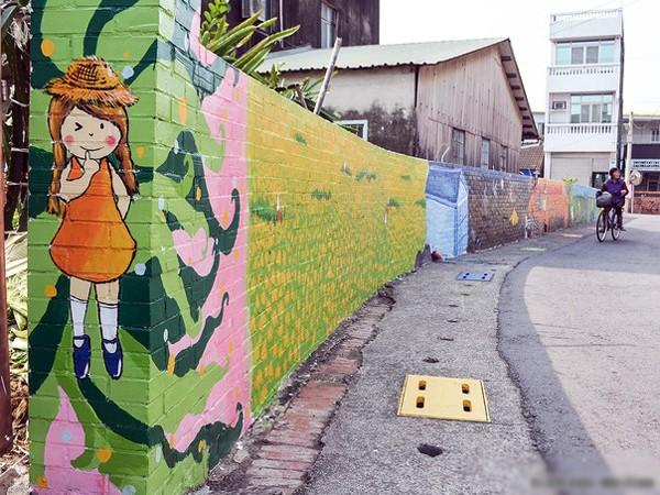 Khám phá ngôi làng hoạt hình siêu hút du khách ở Đài Loan - anh 14